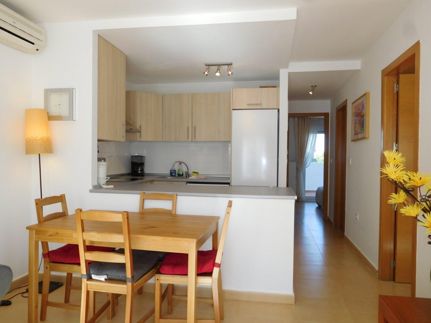 Image 6 Apartment ref 3293 for rent in Condado De Alhama Spain - Quality Homes Costa Cálida