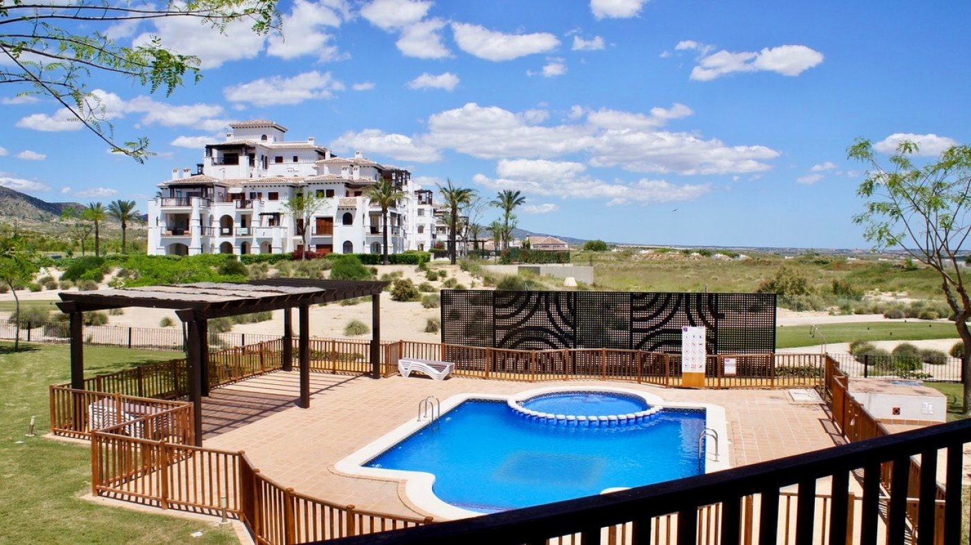 Apartment ref 3265-03294 for sale in El Valle Golf Resort Spain - Quality Homes Costa Cálida