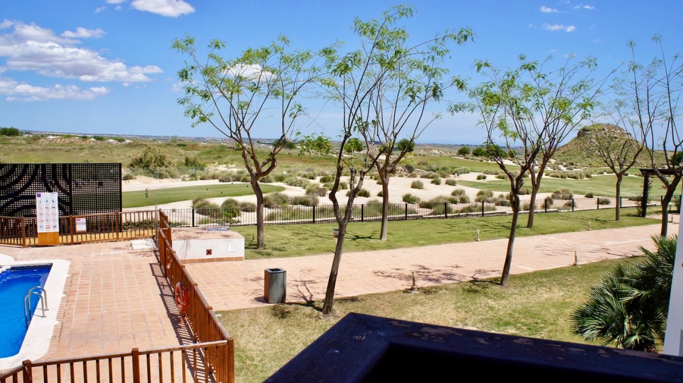Gallery Image 27 of First line golf bargain priced 1st floor, 2 bed and 2 bath apartment in lovely Golf Resort