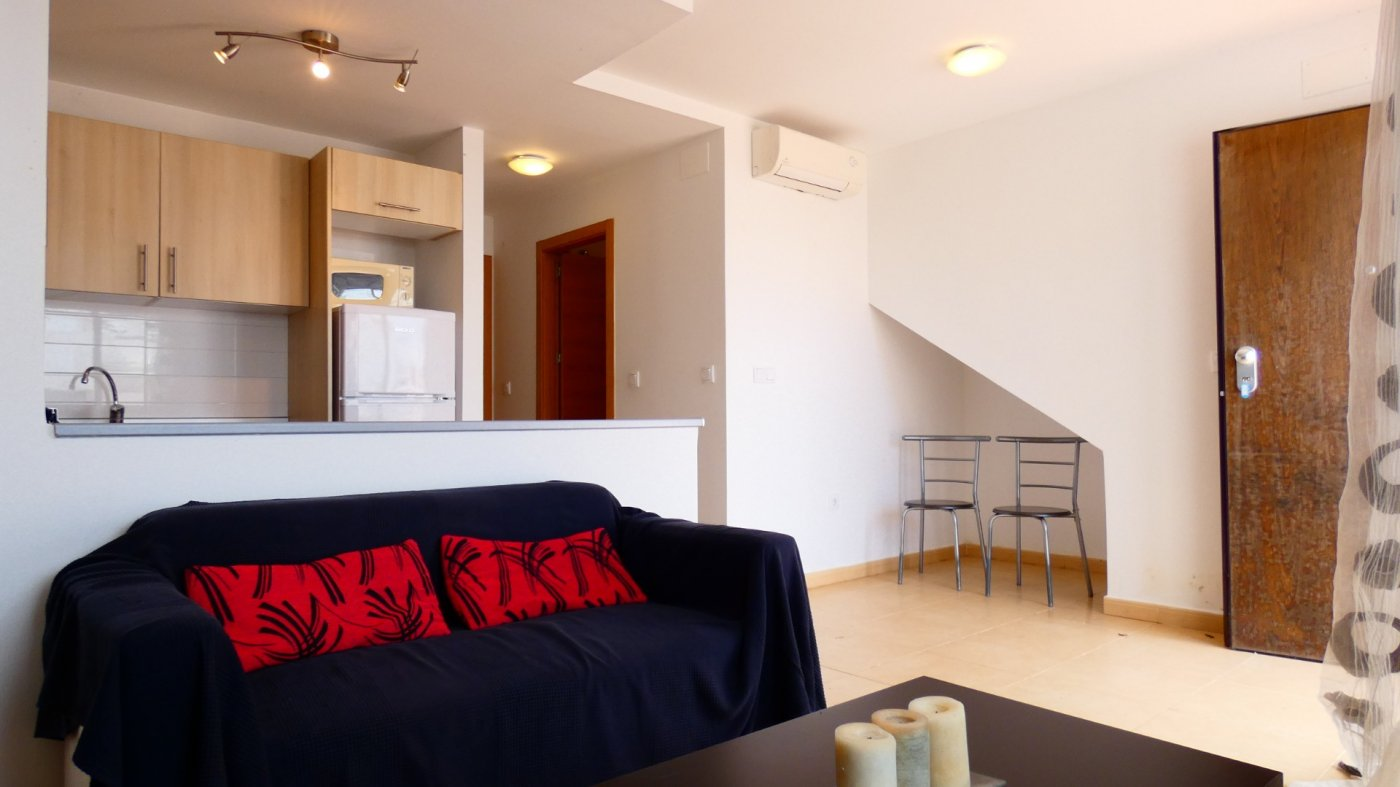 Gallery Image 10 of North Facing 2 Bed Apartment Overlooking the Communal Garden and Pool in Jardin 1, CDA