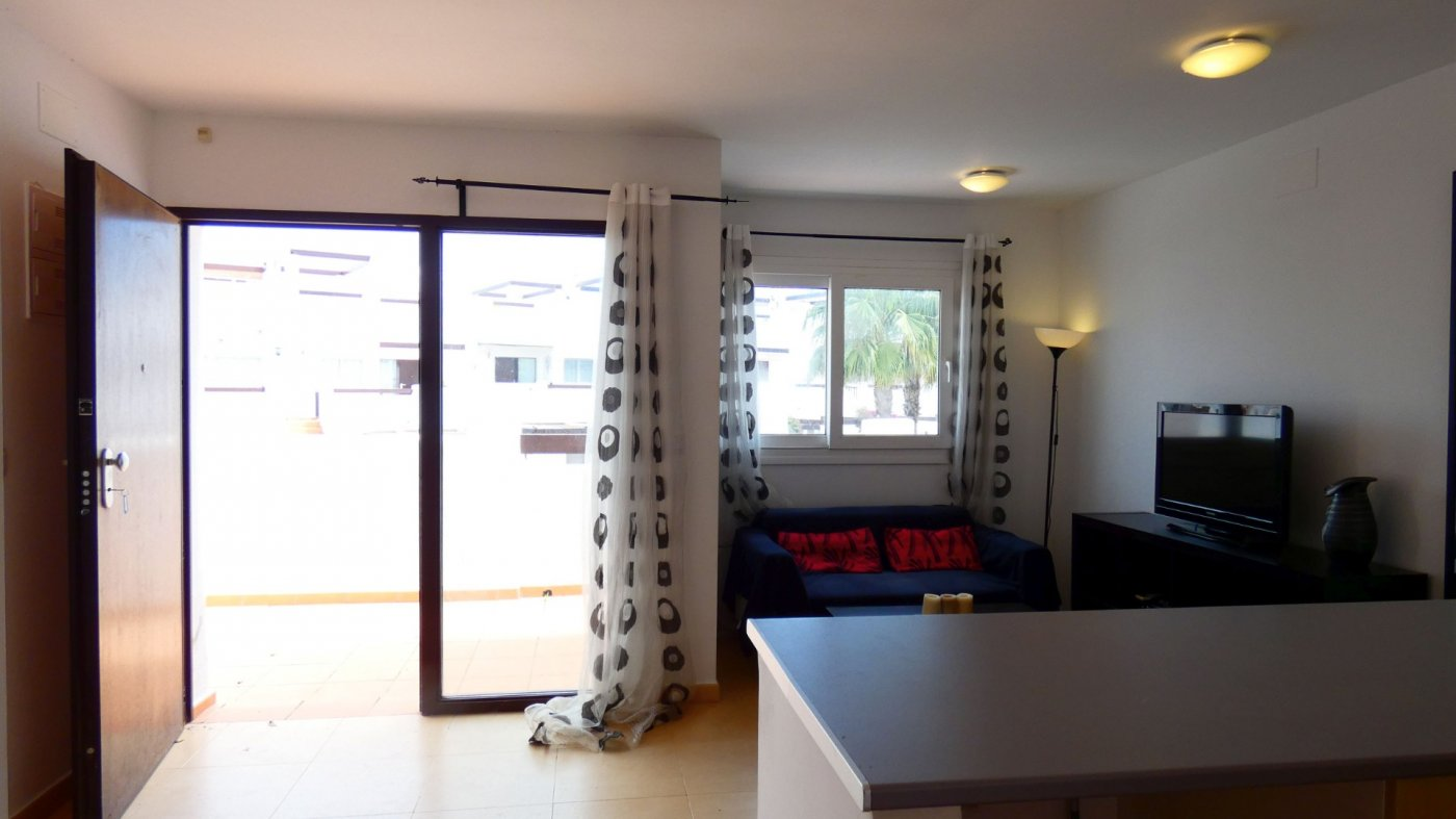 Gallery Image 19 of North Facing 2 Bed Apartment Overlooking the Communal Garden and Pool in Jardin 1, CDA