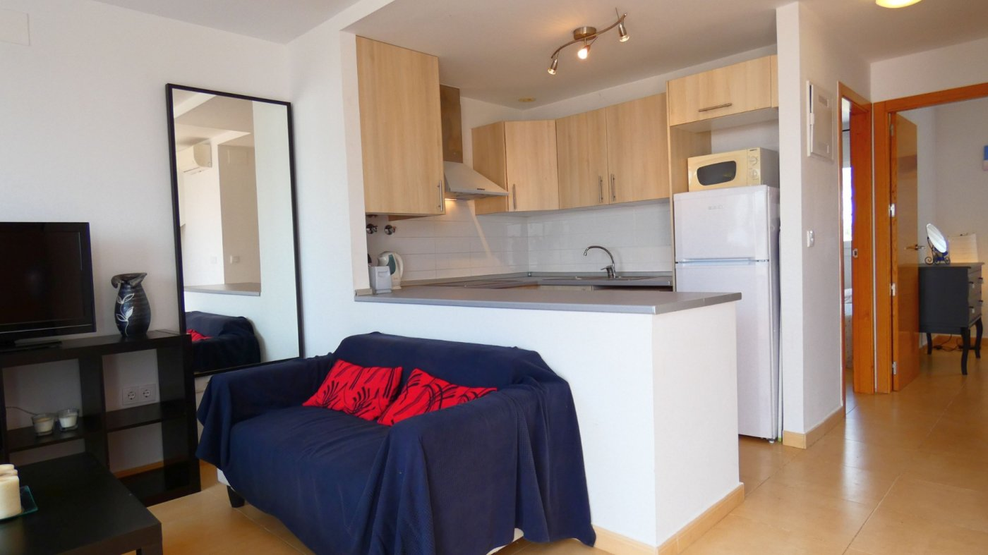 Gallery Image 1 of North Facing 2 Bed Apartment Overlooking the Communal Garden and Pool in Jardin 1, CDA