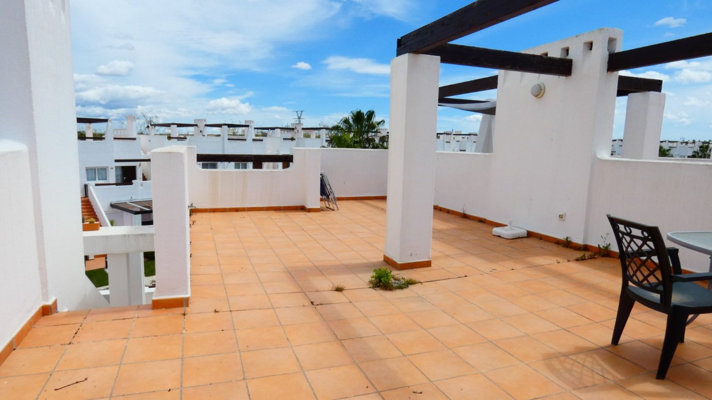 Gallery Image 22 of North Facing 2 Bed Apartment Overlooking the Communal Garden and Pool in Jardin 1, CDA
