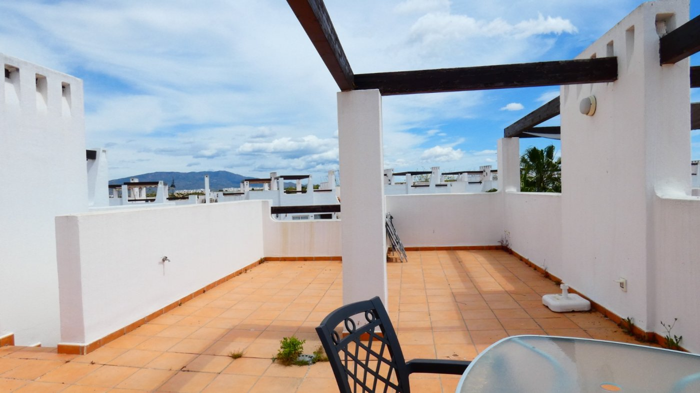 Gallery Image 23 of North Facing 2 Bed Apartment Overlooking the Communal Garden and Pool in Jardin 1, CDA