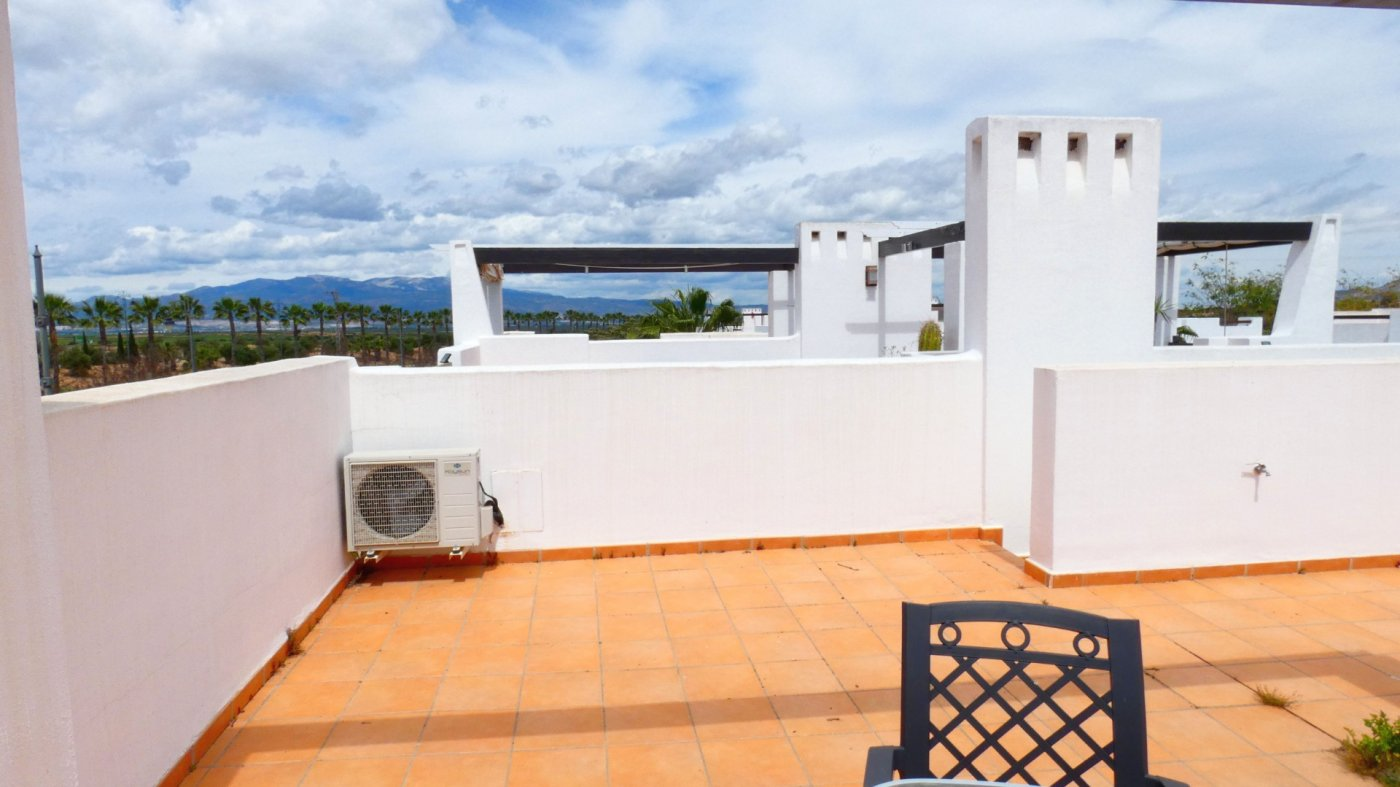 Gallery Image 25 of North Facing 2 Bed Apartment Overlooking the Communal Garden and Pool in Jardin 1, CDA