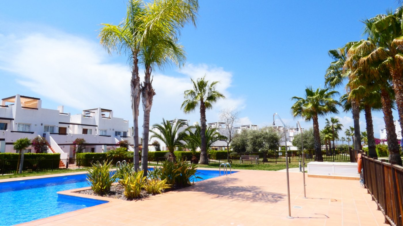 Gallery Image 30 of North Facing 2 Bed Apartment Overlooking the Communal Garden and Pool in Jardin 1, CDA