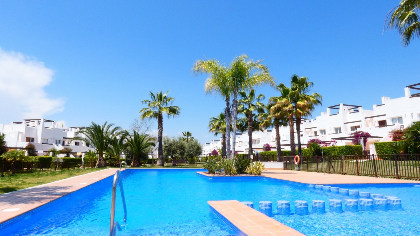 Gallery Image 36 of North Facing 2 Bed Apartment Overlooking the Communal Garden and Pool in Jardin 1, CDA