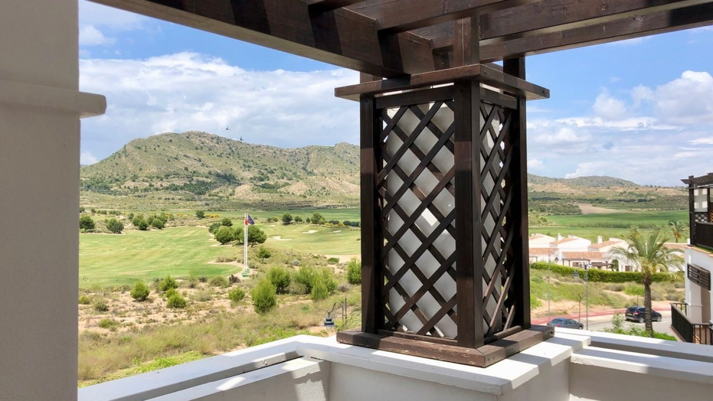 Apartment ref 3265-03298 for sale in El Valle Golf Resort Spain - Quality Homes Costa Cálida