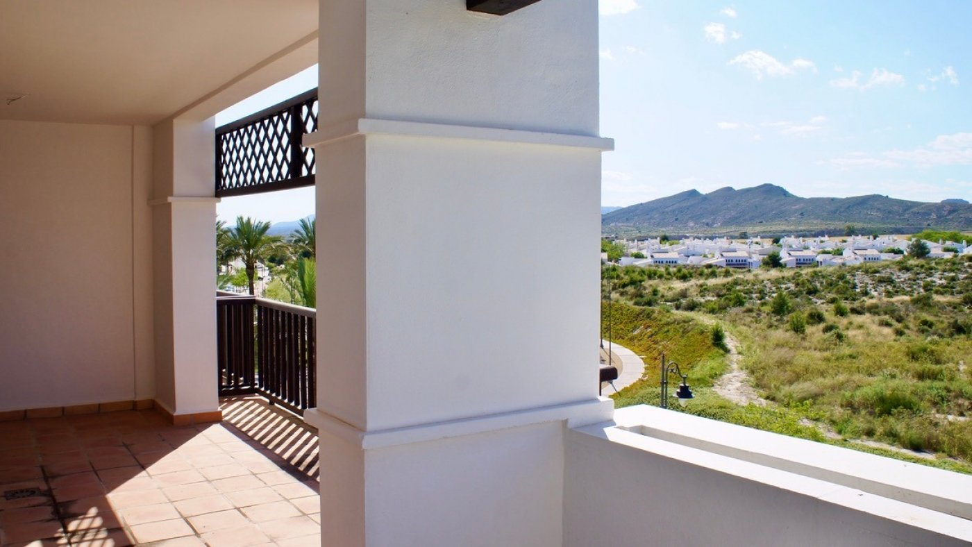 Gallery Image 1 of Fantastic views, 3rd floor bargain apartment with 31 m2 terrasse on El Valle Golf