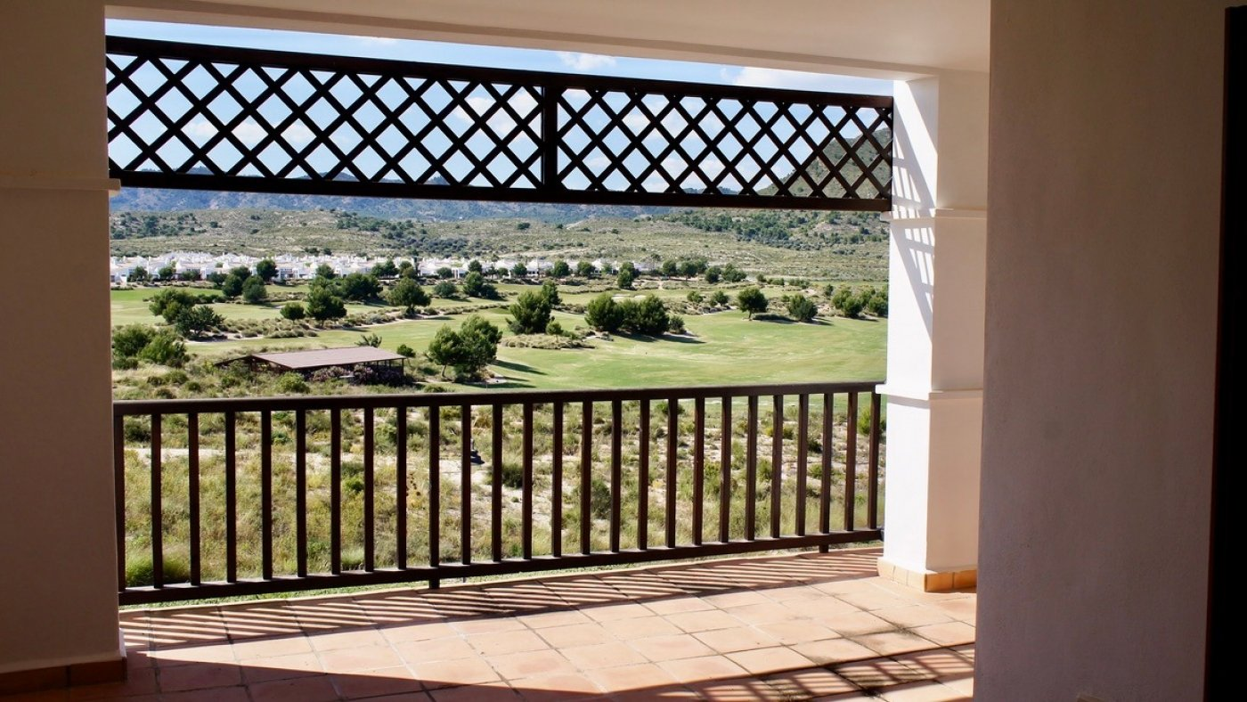 Gallery Image 21 of Fantastic views, 3rd floor bargain apartment with 31 m2 terrasse on El Valle Golf