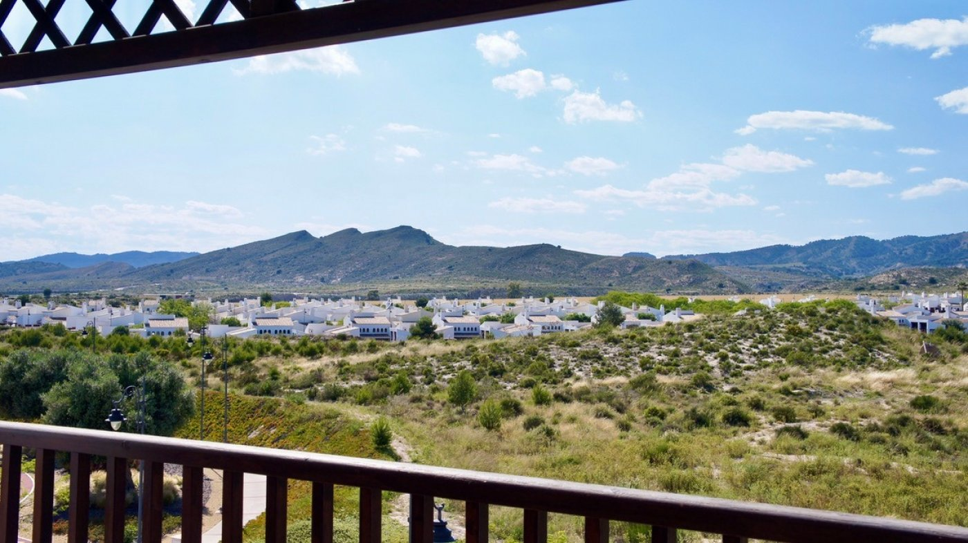 Gallery Image 2 of Fantastic views, 3rd floor bargain apartment with 31 m2 terrasse on El Valle Golf