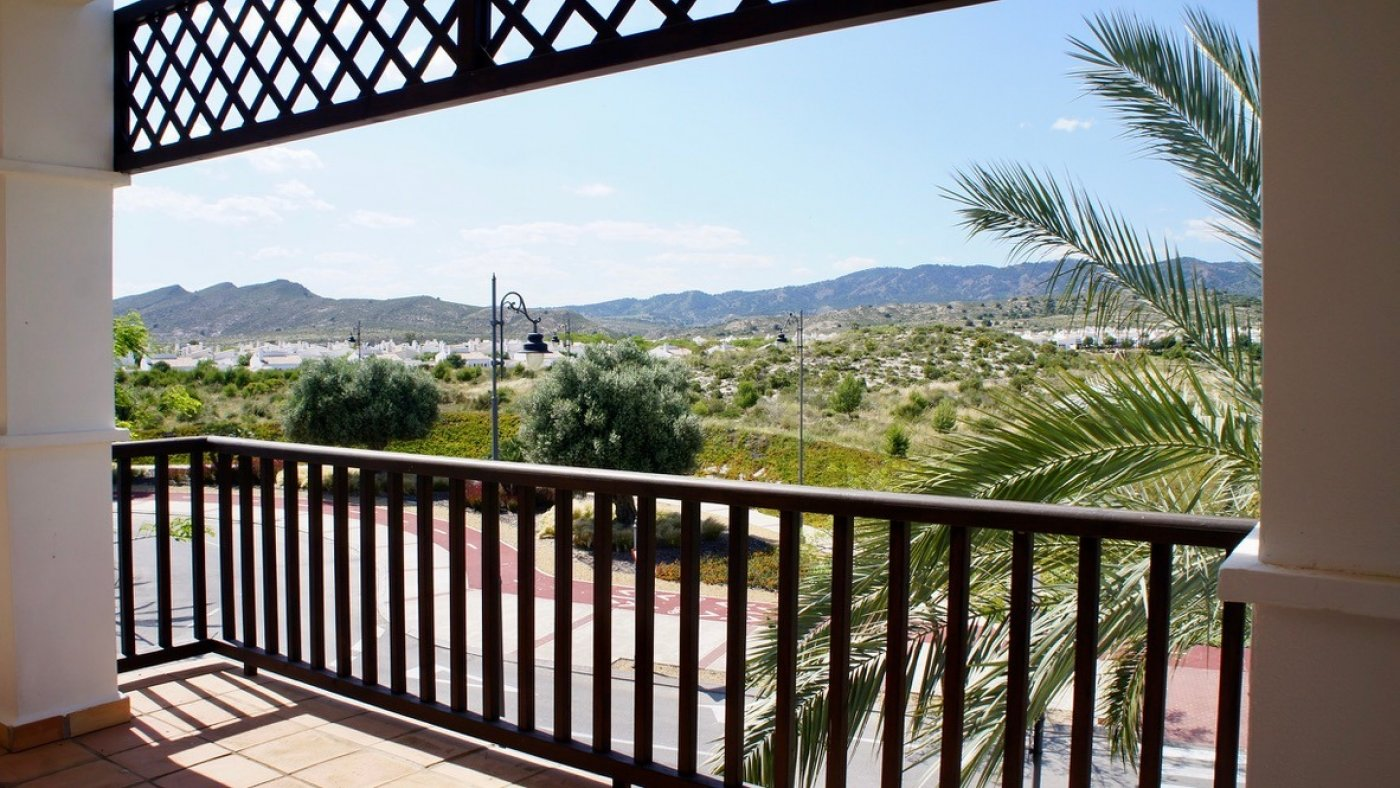 Apartment ref 3265-03299 for sale in El Valle Golf Resort Spain - Quality Homes Costa Cálida