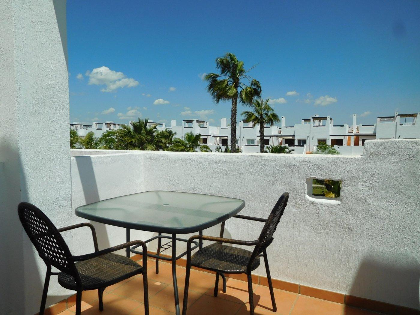 Image 7 Apartment ref 3300 for rent in Condado De Alhama Spain - Quality Homes Costa Cálida
