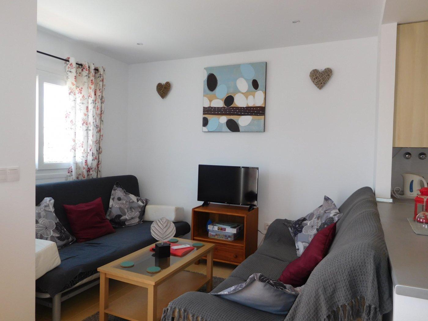 Image 1 Apartment ref 3265-03302 for rent in Condado De Alhama Spain - Quality Homes Costa Cálida