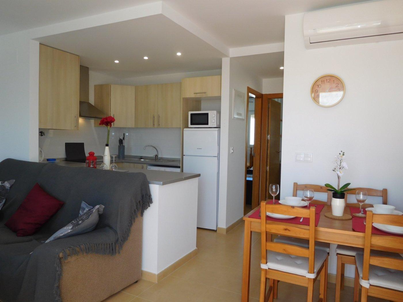 Image 2 Apartment ref 3265-03302 for rent in Condado De Alhama Spain - Quality Homes Costa Cálida