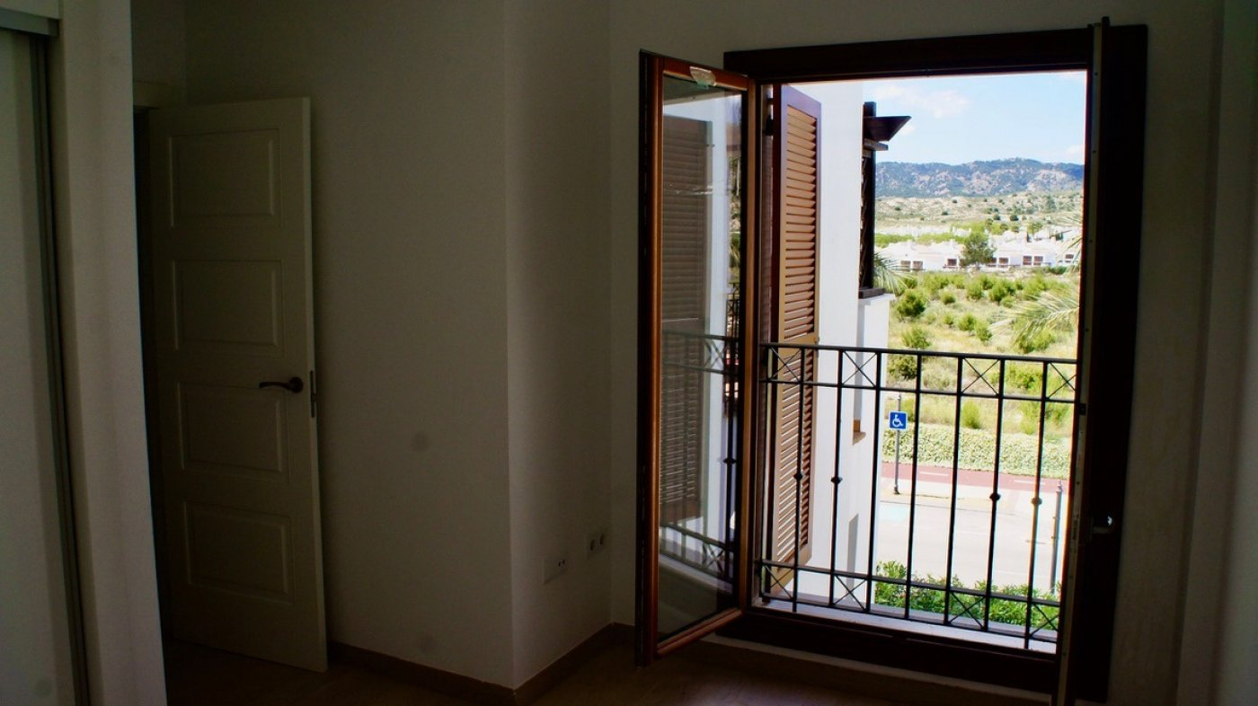Gallery Image 11 of Fantastic views over the golf and the mountains from 35 m2 terrasse.