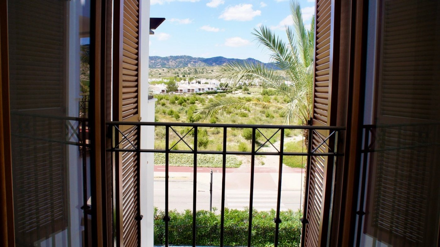 Gallery Image 12 of Fantastic views over the golf and the mountains from 35 m2 terrasse.