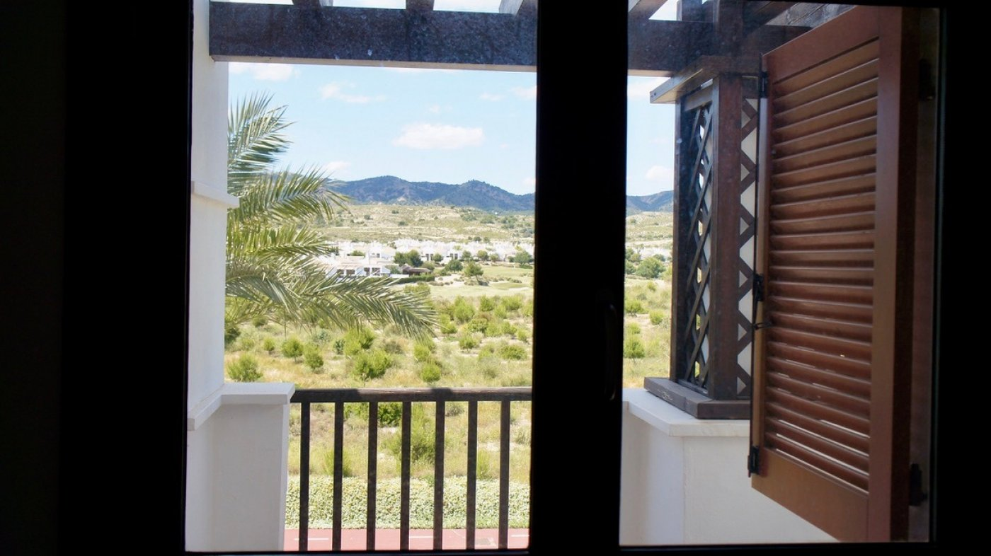 Gallery Image 18 of Fantastic views over the golf and the mountains from 35 m2 terrasse.