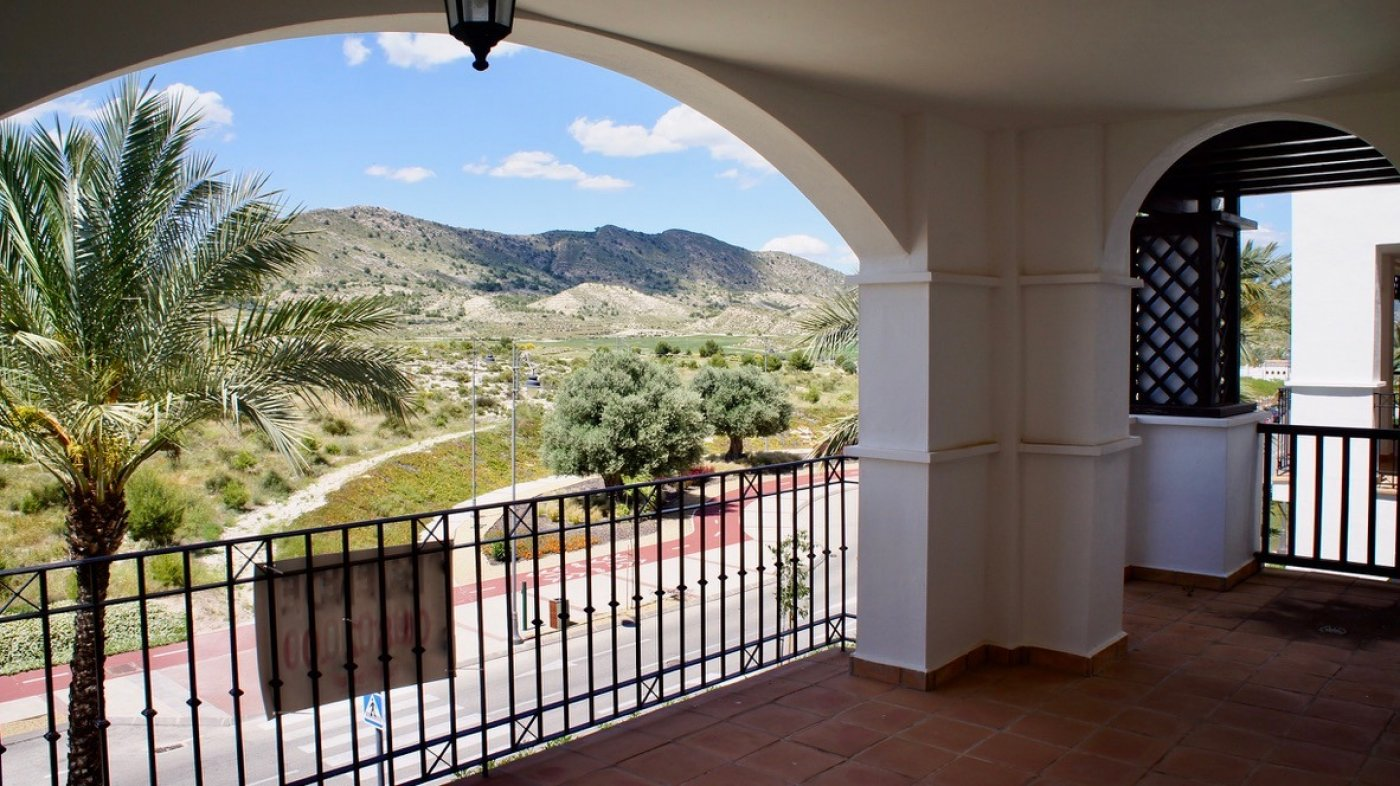 Gallery Image 20 of Fantastic views over the golf and the mountains from 35 m2 terrasse.