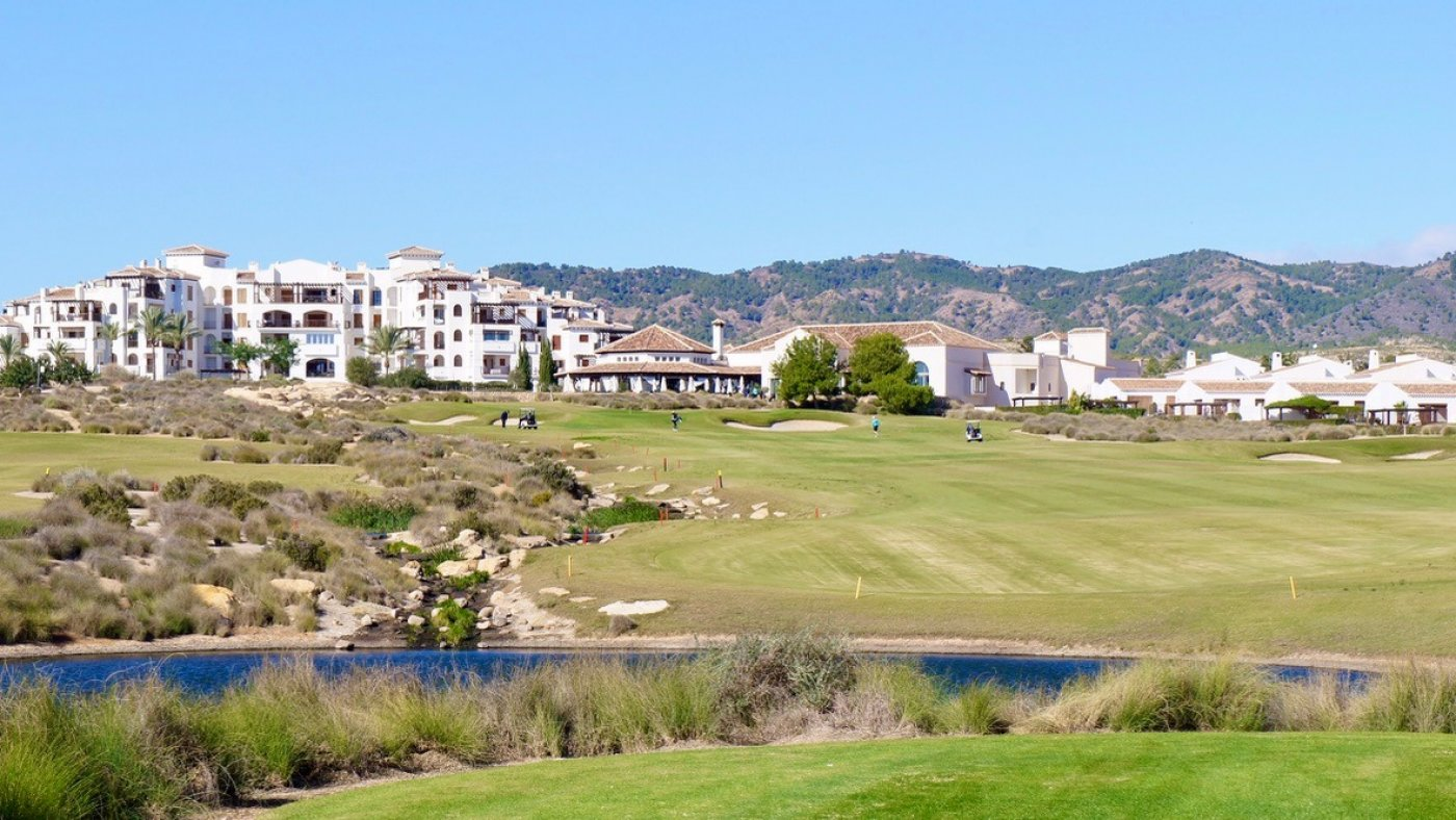 Gallery Image 28 of Fantastic views over the golf and the mountains from 35 m2 terrasse.