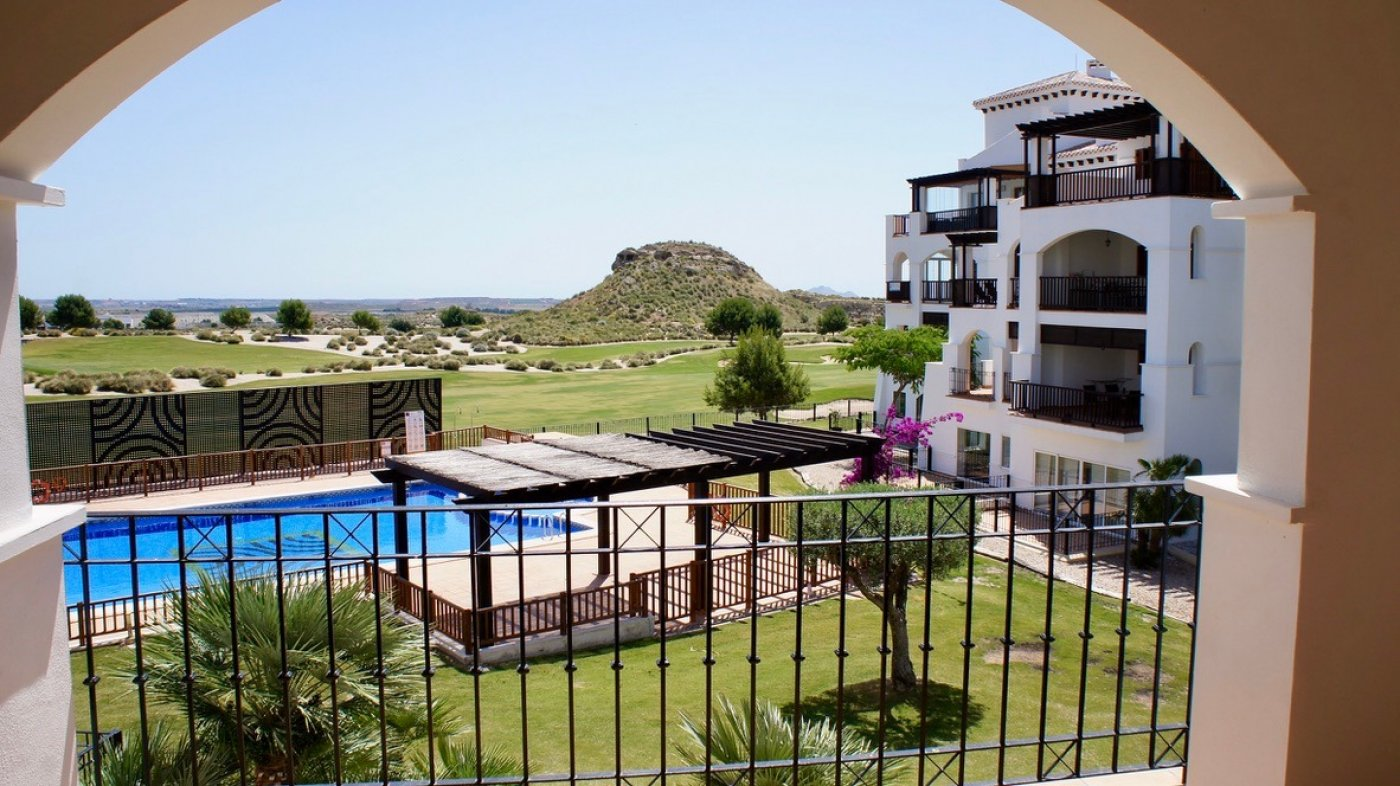 Apartment ref 3265-03309 for sale in El Valle Golf Resort Spain - Quality Homes Costa Cálida