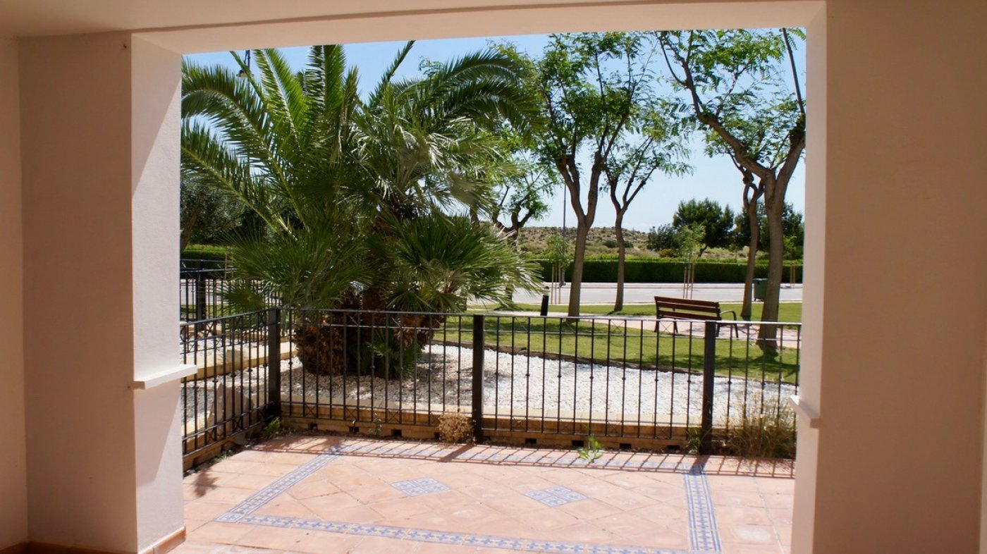 Gallery Image 23 of Large 2 bed, 2 bath ground floor apartment with big terrasse and good size garden.