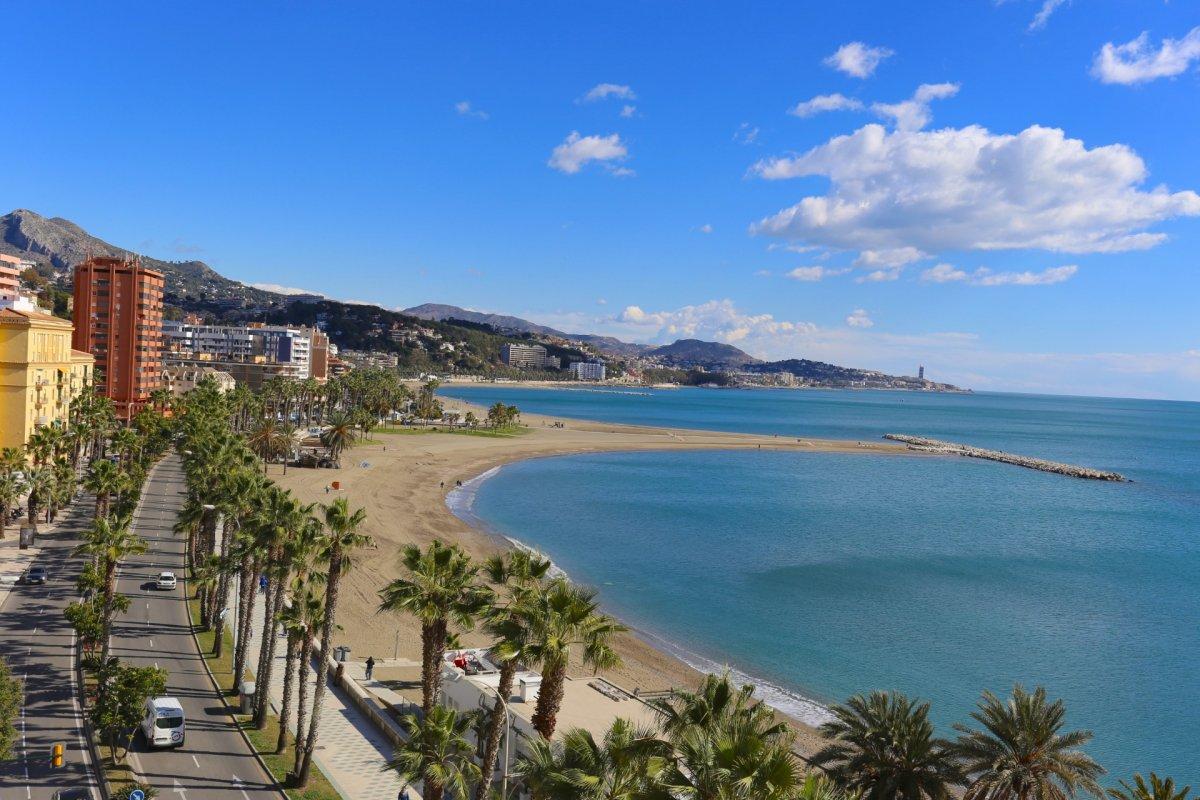 Flat for sale in Malagueta-Monte Sancha, Malaga