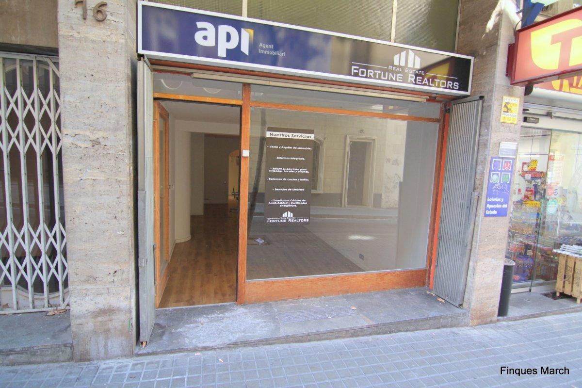 local-comercial en barcelona · sant-gervasi---galvany 120000€