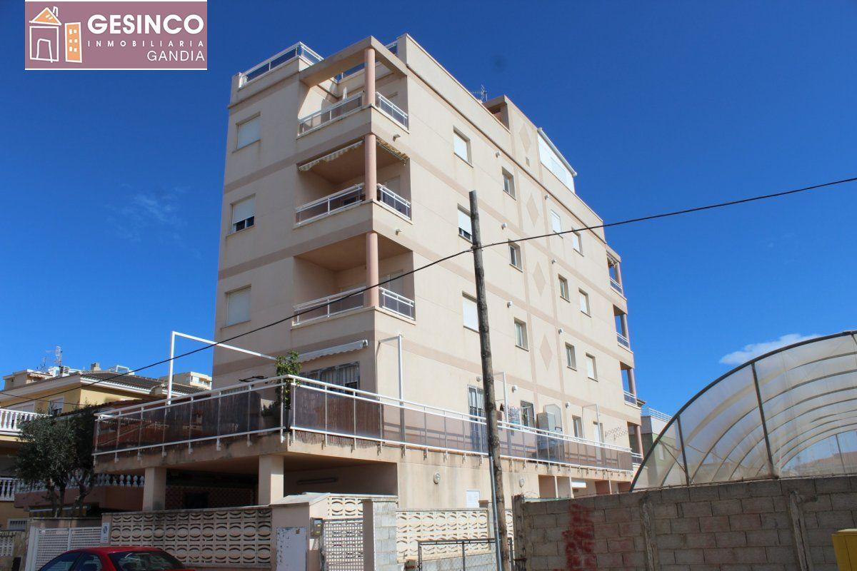 apartamento en bellreguard · 4ª-linea 66600€