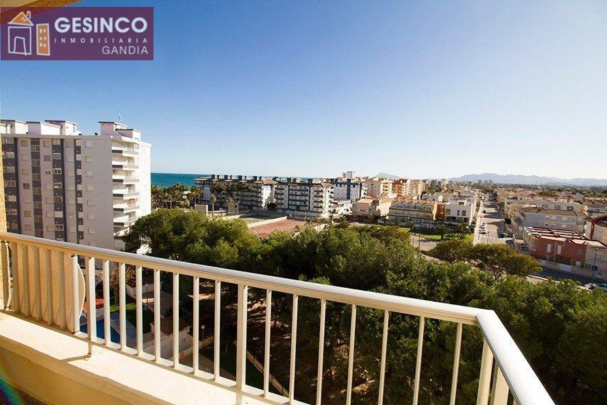 apartamento en miramar · 2aº-linea-de-playa 790€