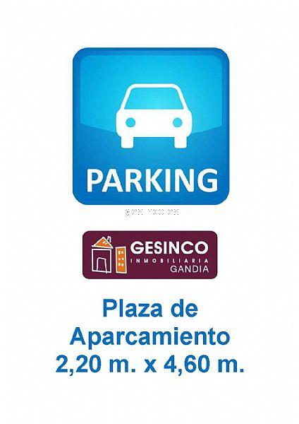 parking en gandia · gandia 8000€