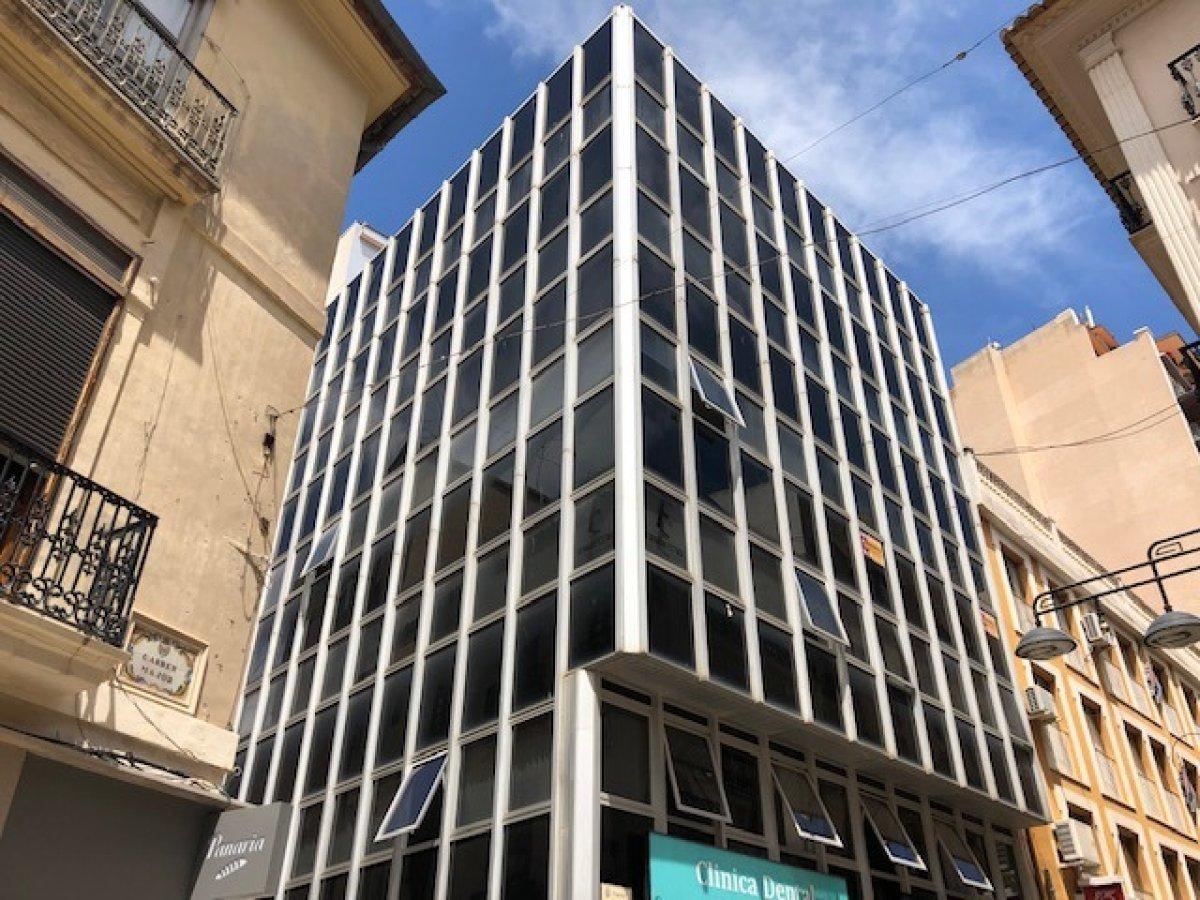 oficina en gandia · centro 100000€