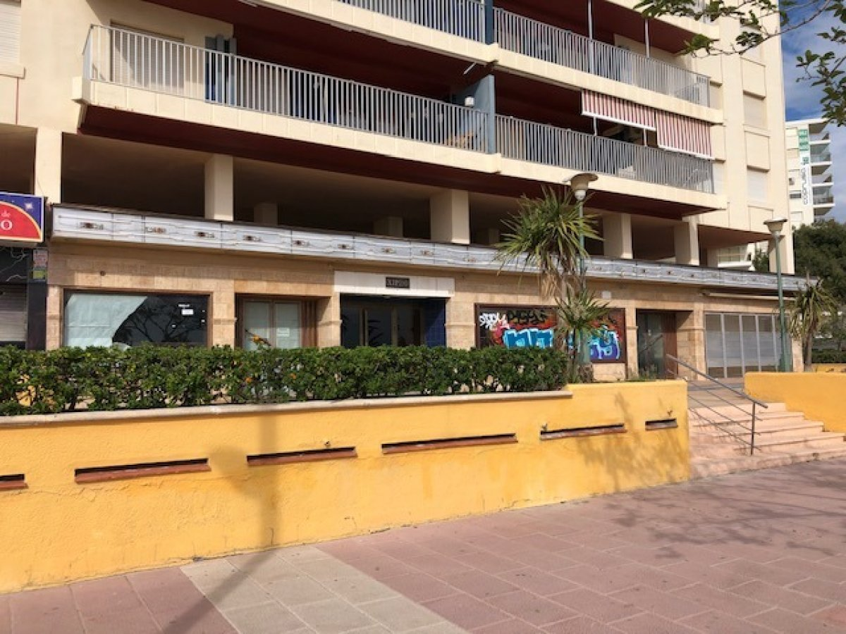 local-comercial en gandia · playa-de-gandia 110000€