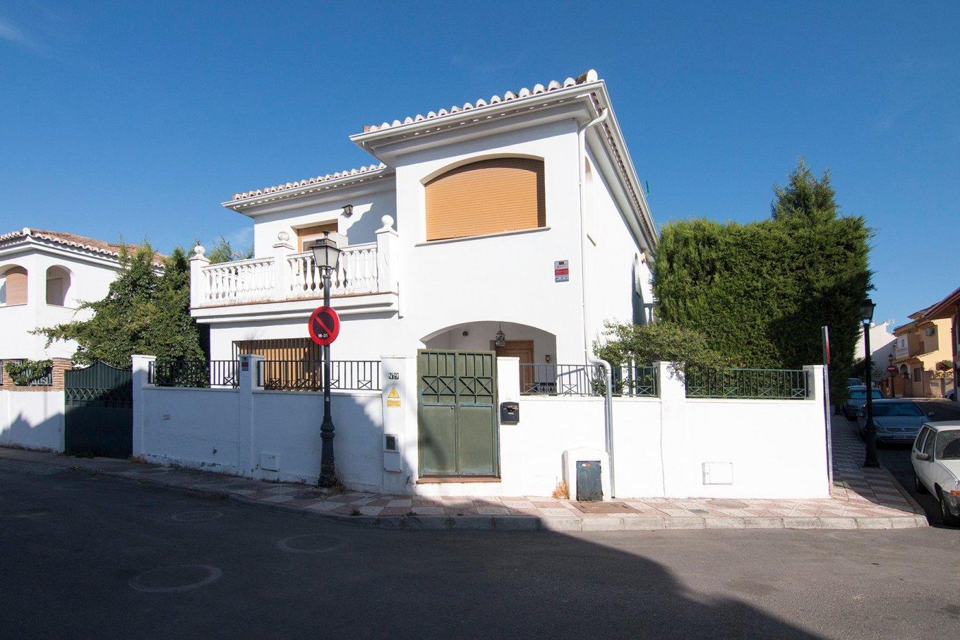 Estupenda casa en La Zubia, Granada