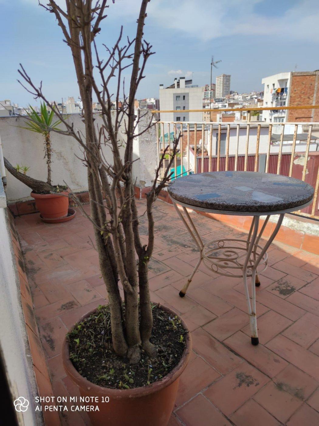 Ático · Hospitalet De Llobregat · Collblanc 126.000€€