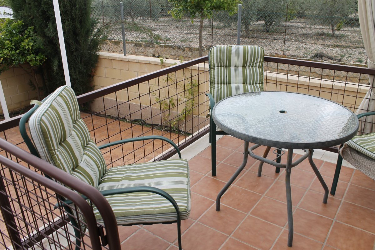chalet en aspe · jardines-de-san-isidro 165000€