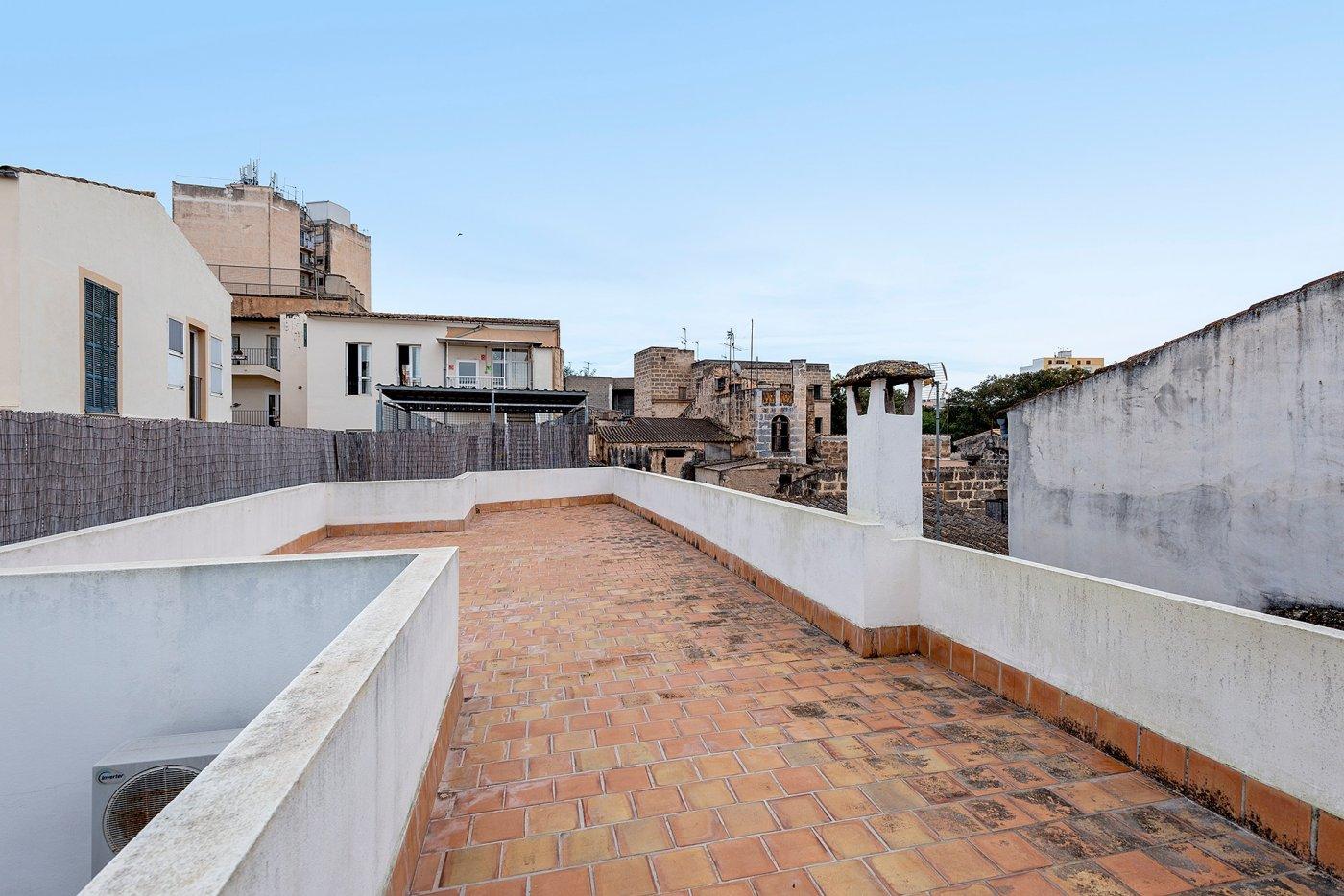 Gran vivienda totalmente reformada en pleno centro de manacor - imagenInmueble34