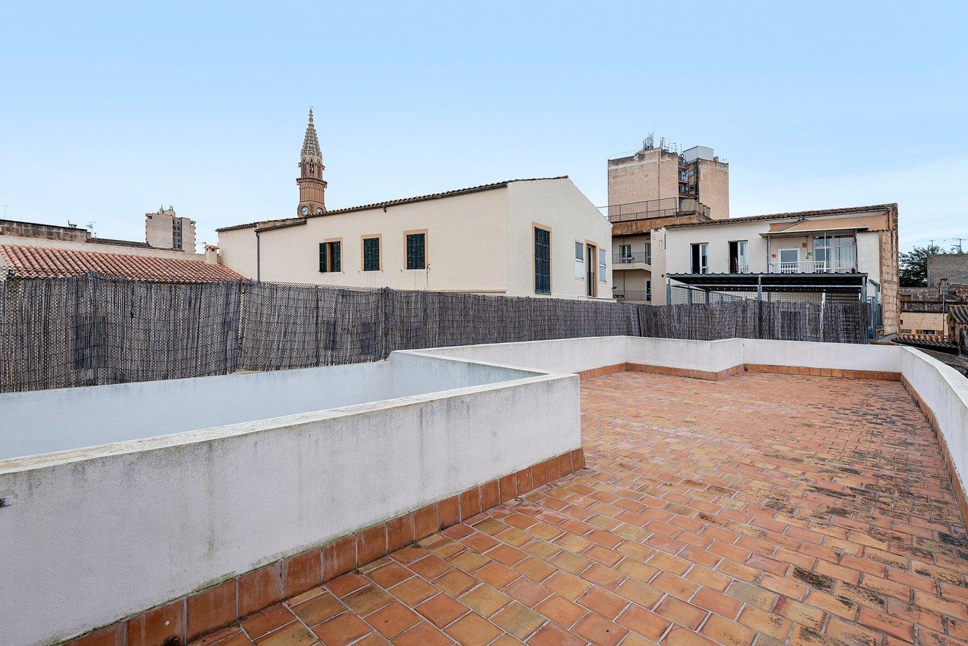 Gran vivienda totalmente reformada en pleno centro de manacor - imagenInmueble35