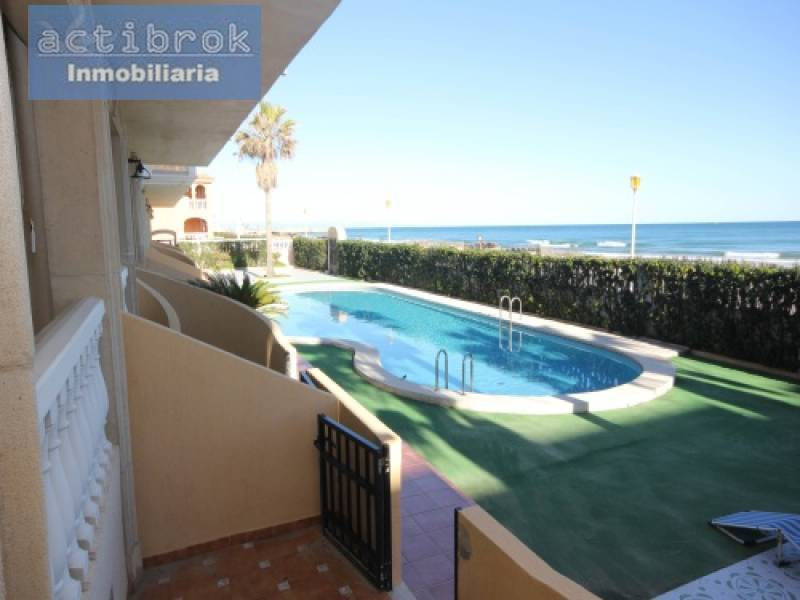 Bungalow for rent in El Perello - El socarrat, Sueca
