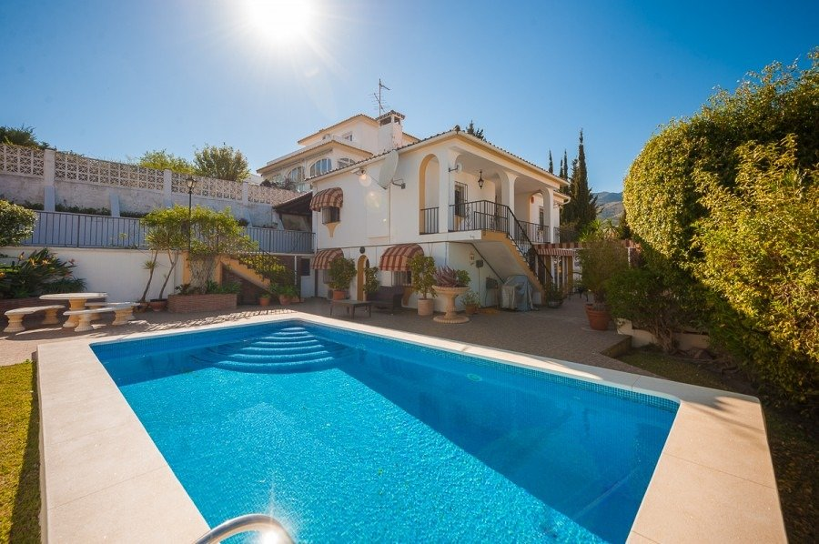 villa en benalmadena · montealto 525000€