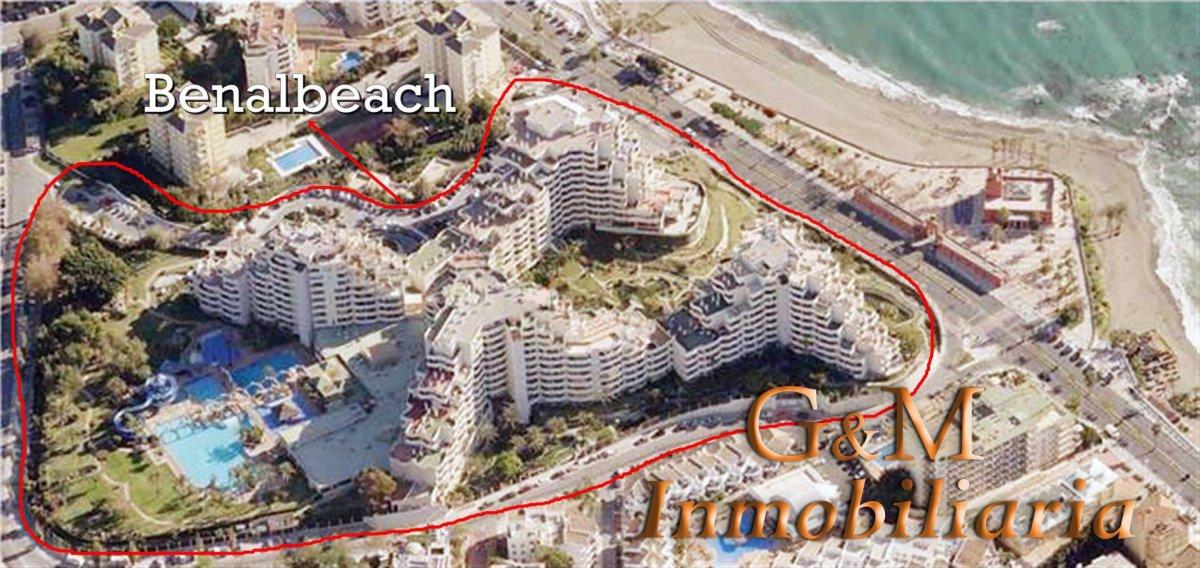 estudio en benalmadena · 1ª-linea-de-playa 110000€