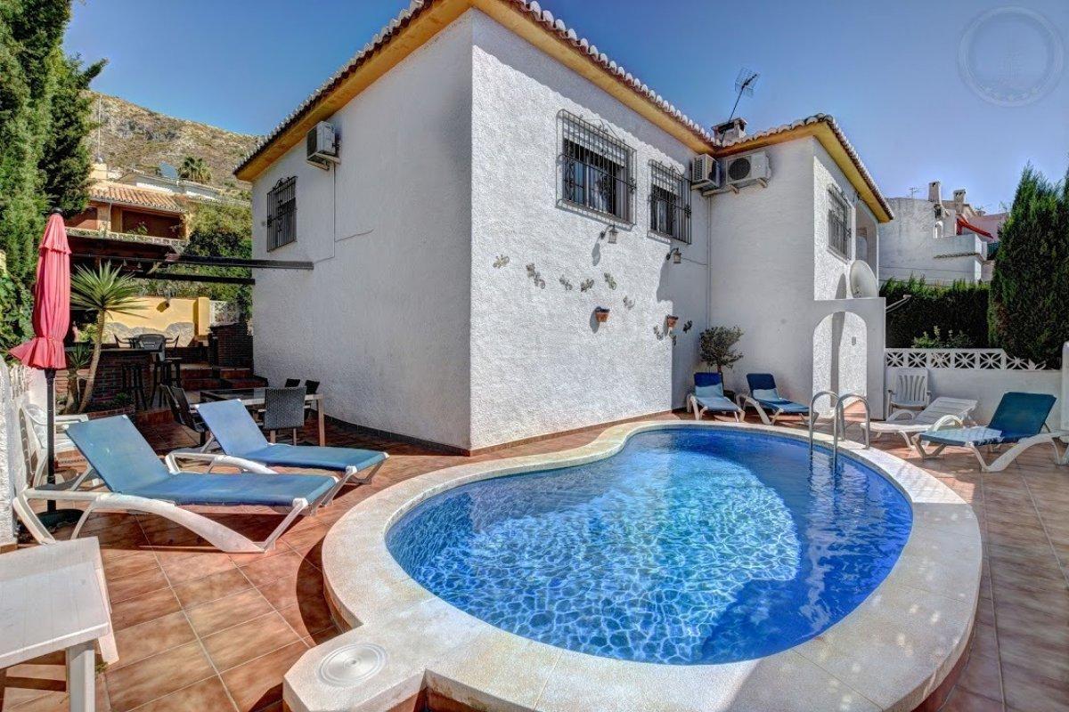 villa en benalmadena · montealto 350000€