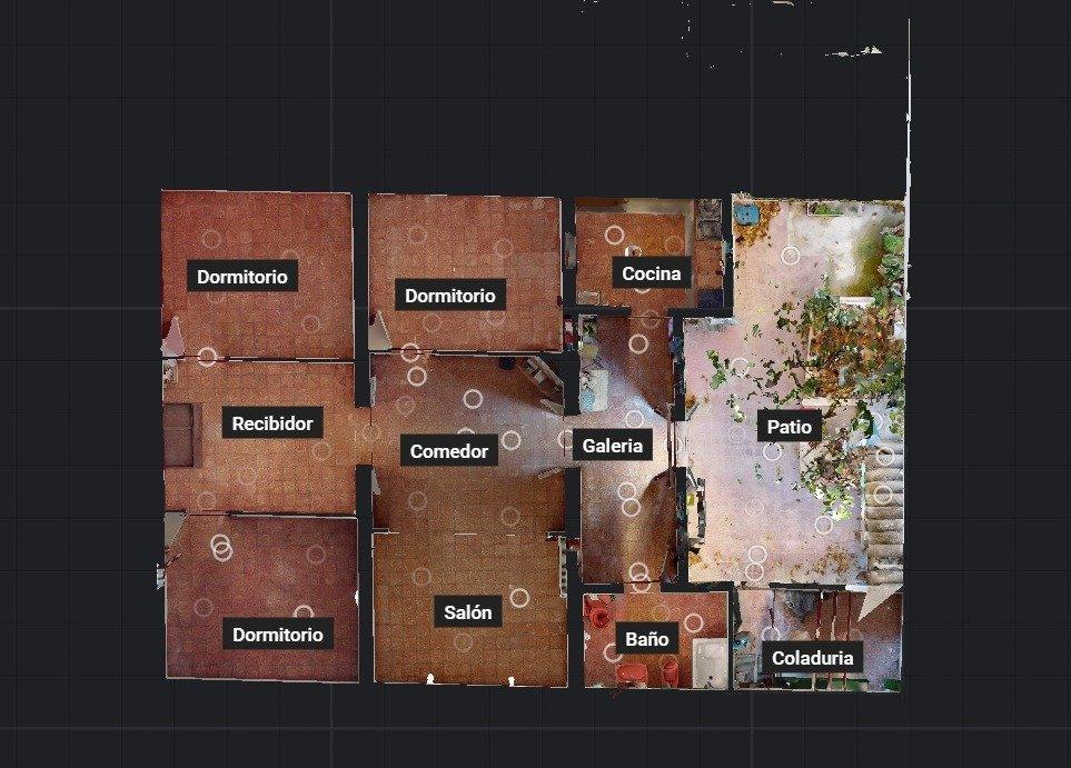 Planta baja zona plaza de toros - imagenInmueble7