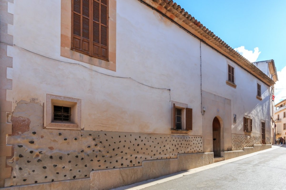 Casa señorial en porreres - imagenInmueble24