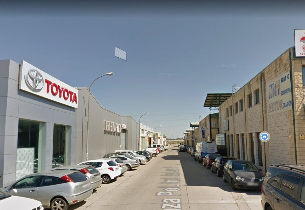 Nave industrial en venta en Huelva