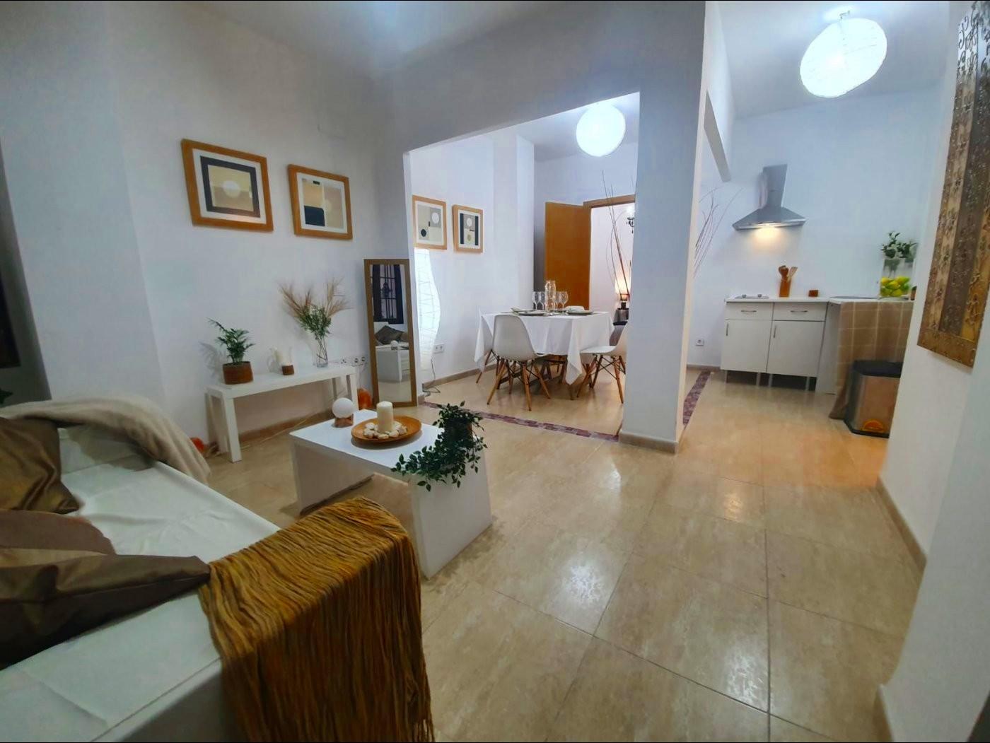 apartamento en alcala-de-guadaira · centro 69900€