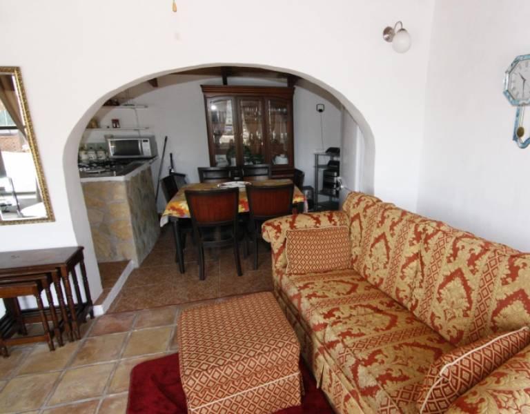 Villa in Jalon - Xalo Exterior
