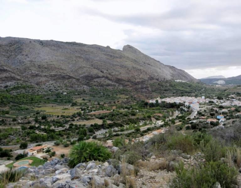 Plot in Benigembla Afueras de la población