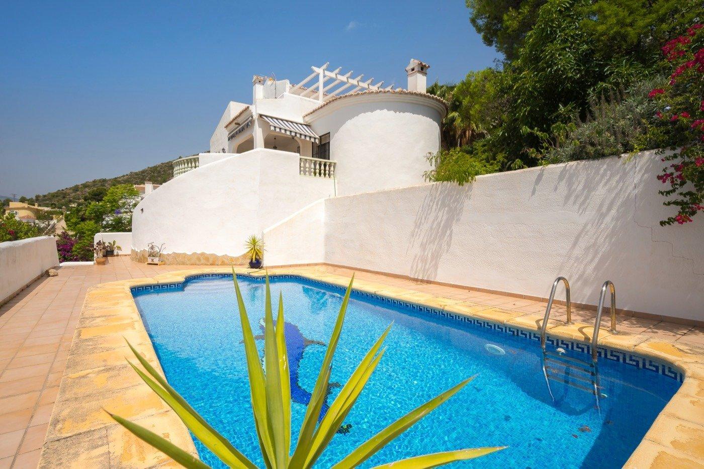 Villa in Jalon - Xalo Valle de Paraiso
