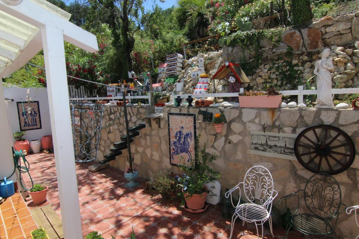 Terraced house in Benidoleig Urbanización